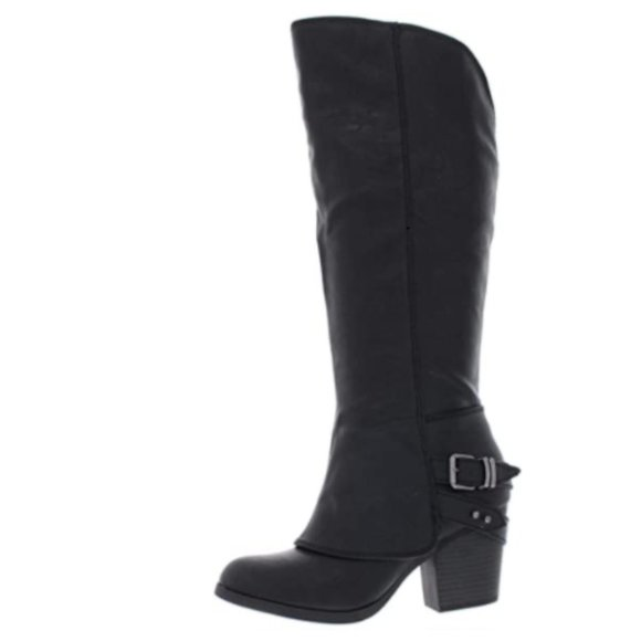 American Rag Womens Emilee Almond Toe Knee High Fashion Boots